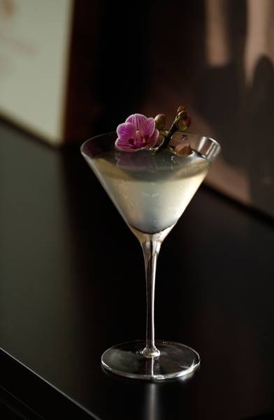 White Cosmopolitan – St-Germain cocktail | Love to eat...and drink ...