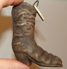 Small boot | wood carving | Pinterest