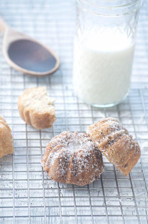 coconut chocolate chip tea cakes | Tasty things | Pinterest