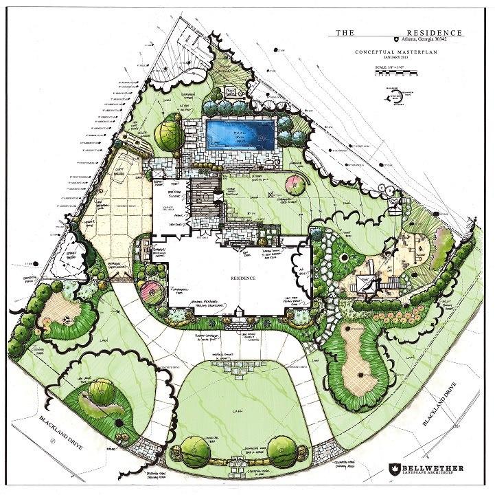 Masterplan ld master plans pinterest for Master plan landscape architecture