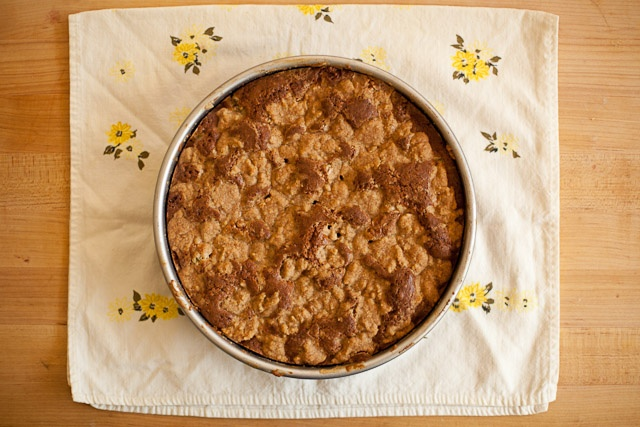 big crumb coffee cake recipe from @Robin S. Sheridan