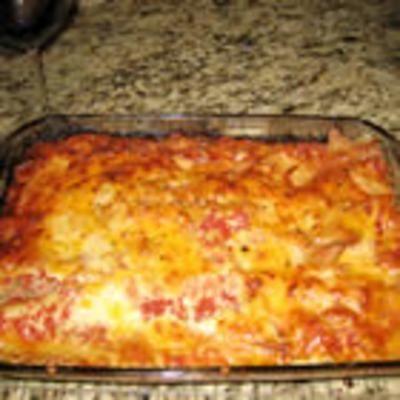 Best Lasagna with Zucchini