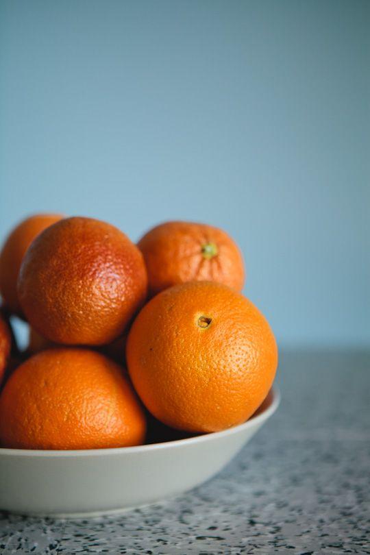 Sicilian–Inspired Blood Orange Salad | Recipe