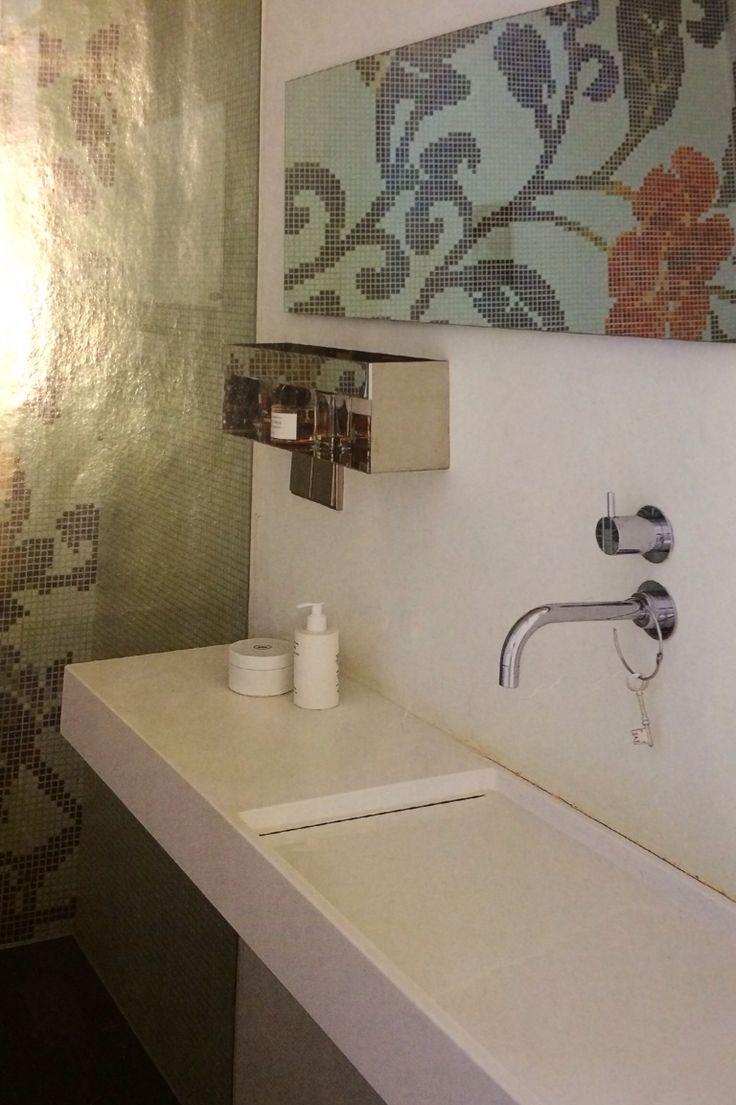 Wasbak van Marike  Bathroom  Pinterest