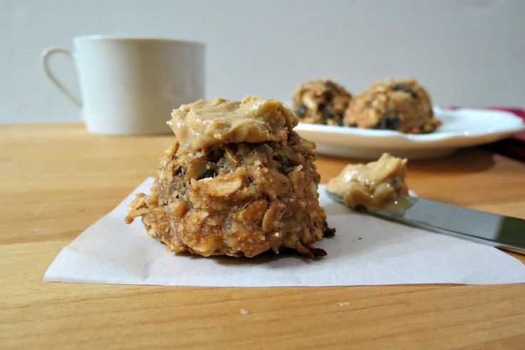 Breakfast Cookies - A healthy, gluten-free cookie made with oats ...