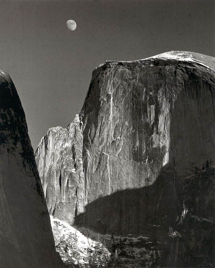 Ansel Adams Yosemite