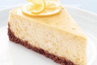 lemon ginger cheesecake | desserts | Pinterest