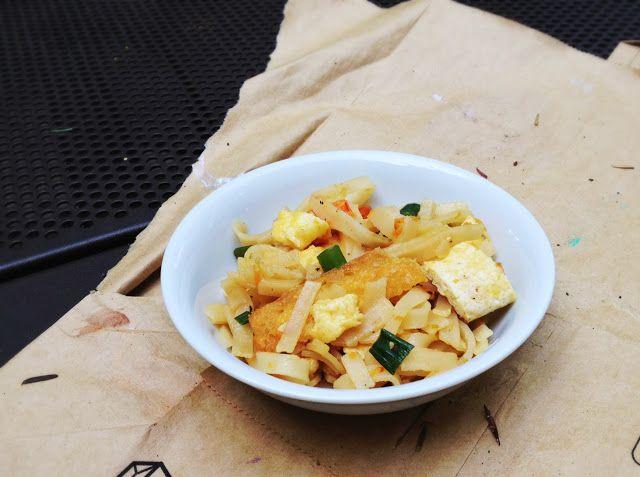 Mix it Up: Vegetable and Tofu Pad Thai | Food | Pinterest