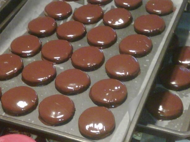 OMG!! Girl Scout Thin Mint Cookie Recipe! I could not be happier right now!! going to try this kyle
