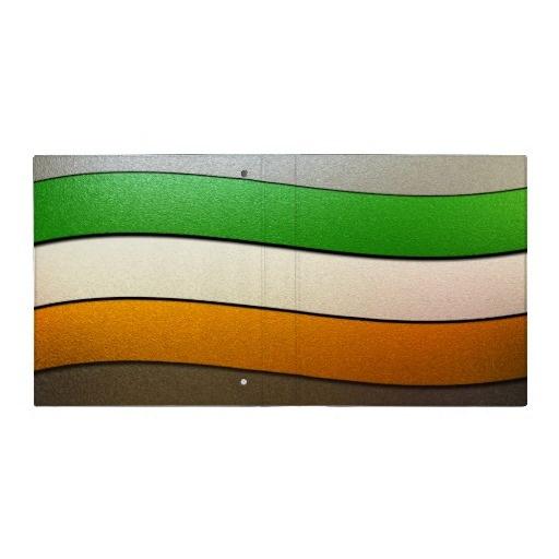 colors in irish flag