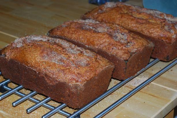 Banana Sour Cream Bread Oamc) Recipe - Breakfast.Food.com - 309946