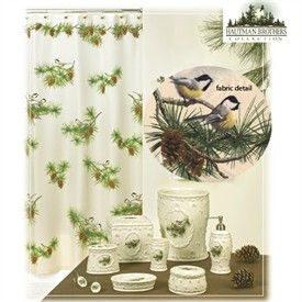 Pinecone Bathroom Accessories Pine Cone Bathroom Accessories Home Design Gallery Pinehaven
