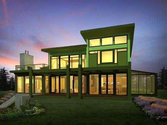 Modular Home Modular Homes Concept