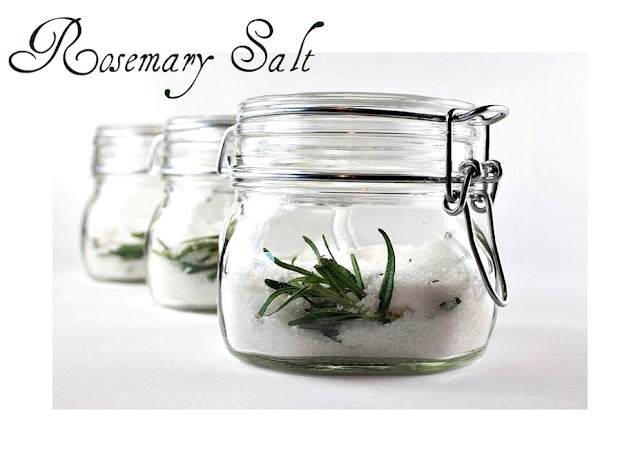 Rosemary Salt-makes any dish that much better