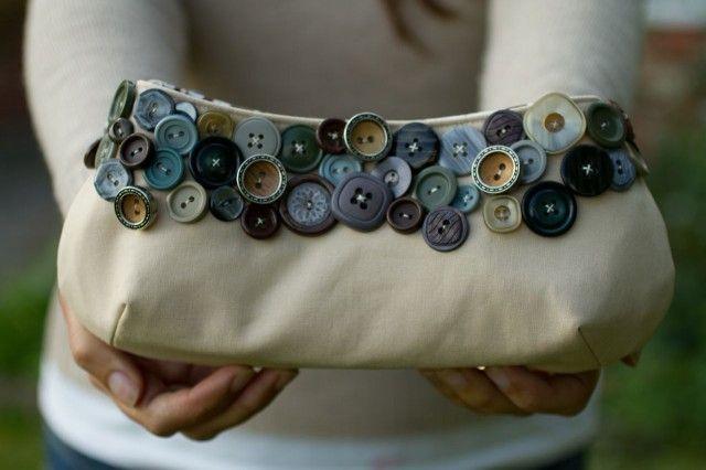 DIY: Acessórios com velhos Buttons