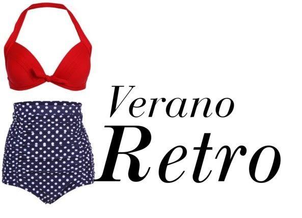 Trajes De Baño Estilo Vintage: de la temporada y dejate llevar por el estilo retro en trajes de baño