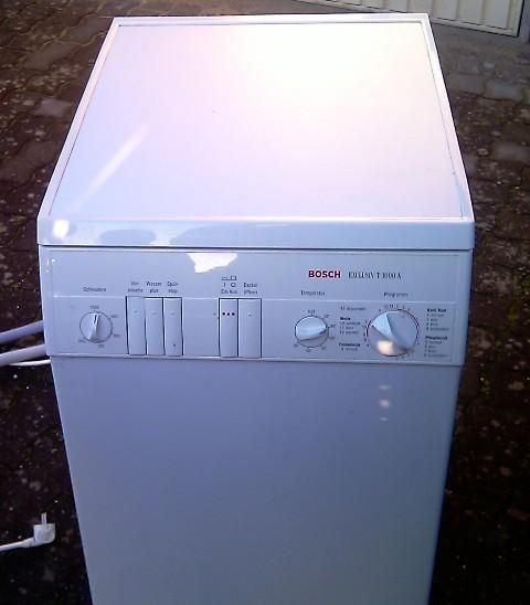 toplader waschmaschine bosch exclusive t 1000 sehr gut. Black Bedroom Furniture Sets. Home Design Ideas