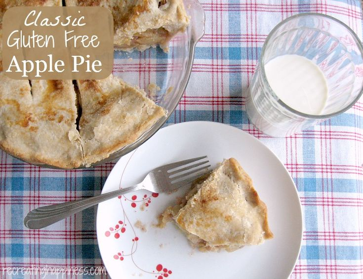 More like this: apple pie , pies and gluten free .