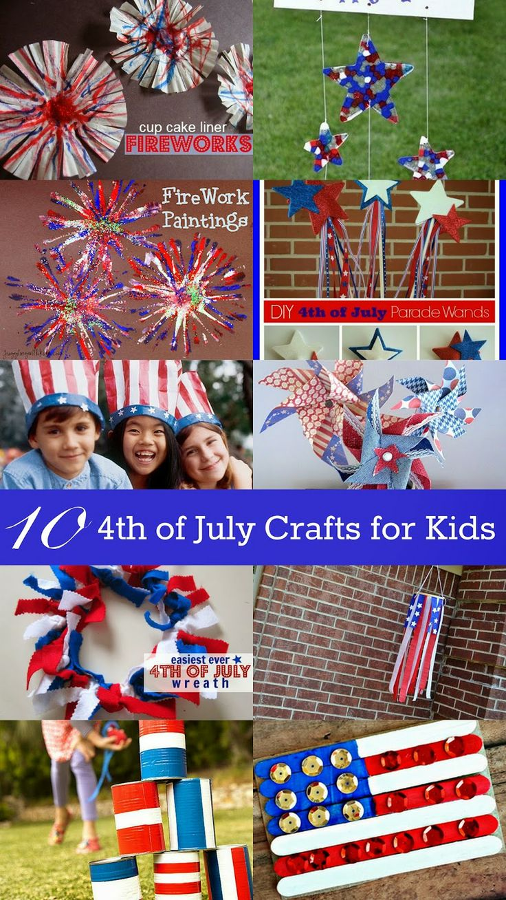 4th of july children's dresses