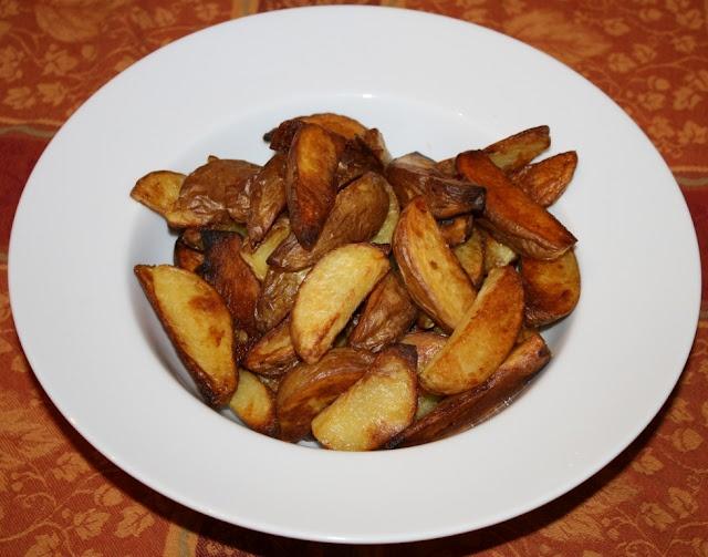 Roasted Potato Wedges | Potatoes, Rice & Grains | Pinterest