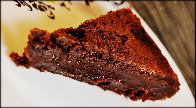 Chocolate Truffle Cake by kalina813, via Flickr