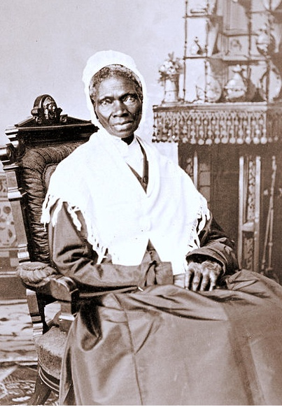 Sojourner Truth And Ain T I A Woman People I Admire