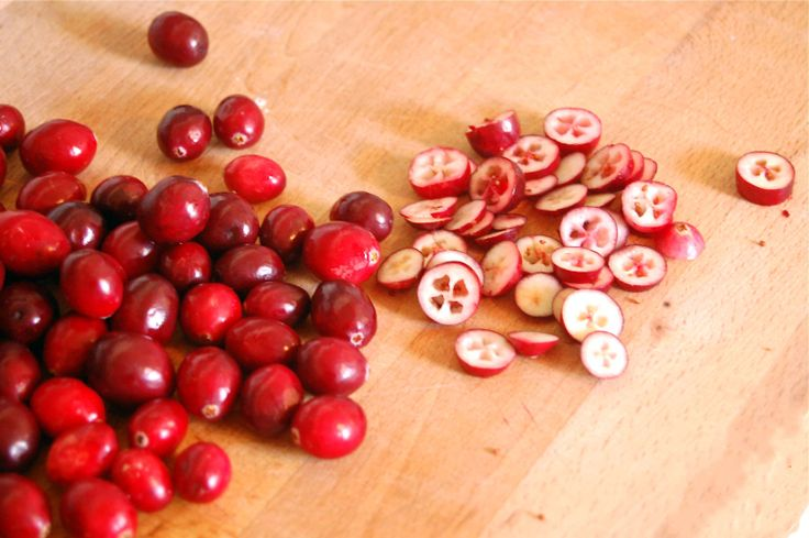 cranberries to your breakfast #cereals, #cakes, muffins and cookies ...