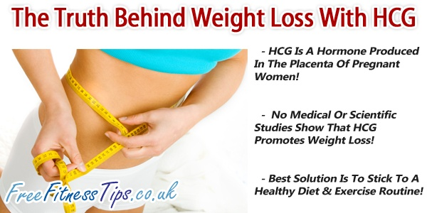 Can you lose weight with hcg without dieting