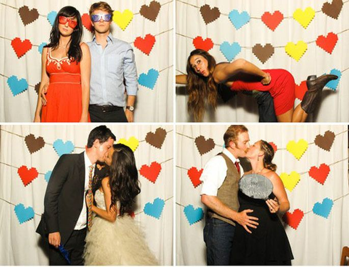 awesome photo booth backdrops for weddings