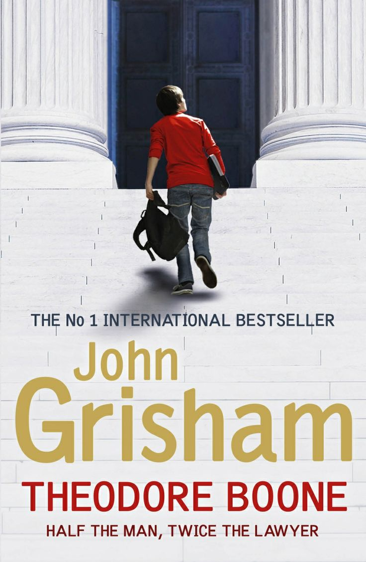 Theodore Boone - John Grisham | World Book Night 2014 ... Theodore Boone