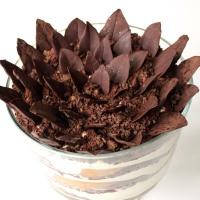 Tiramisu Trifle   Desserts   Pinterest