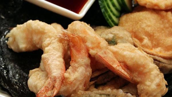 how to cook tempura vegetables
