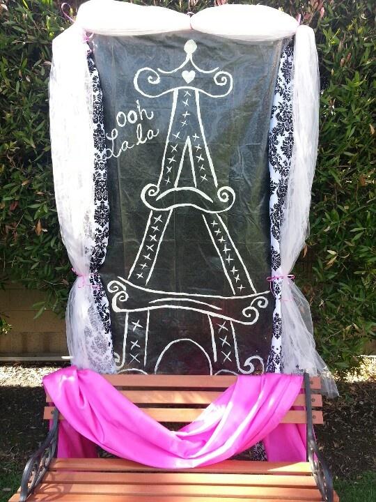 Paris photo booth