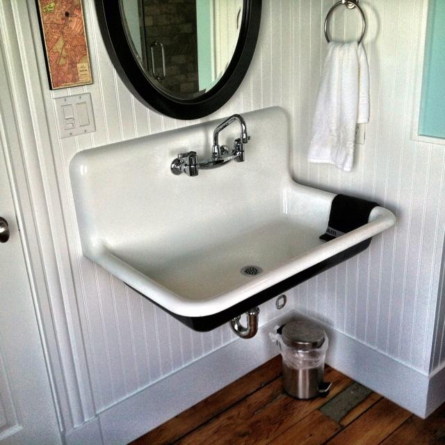 Double Wide Bathroom Sink : Double-wide sink Bathrooms Pinterest