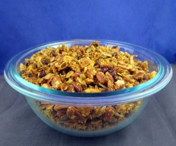 Pumpkin Pie Granola - Fall in a bowl! | Recipes to Try - Breads & Bre ...