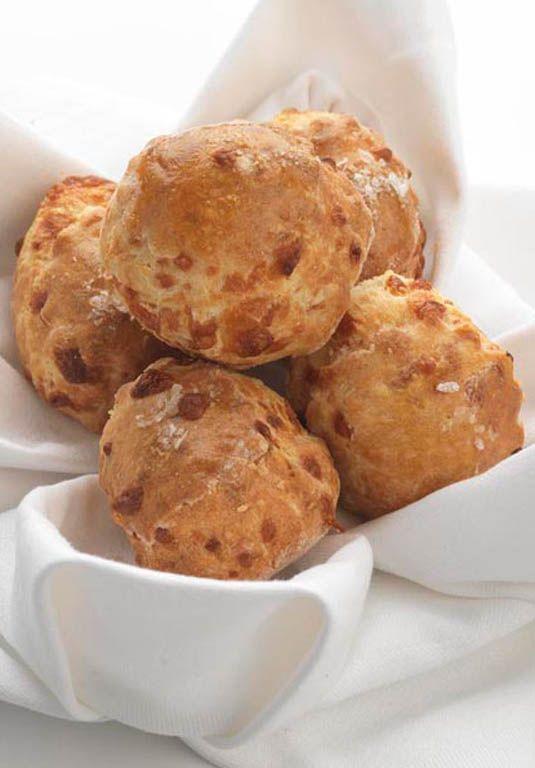 Cheese scones | Recipe