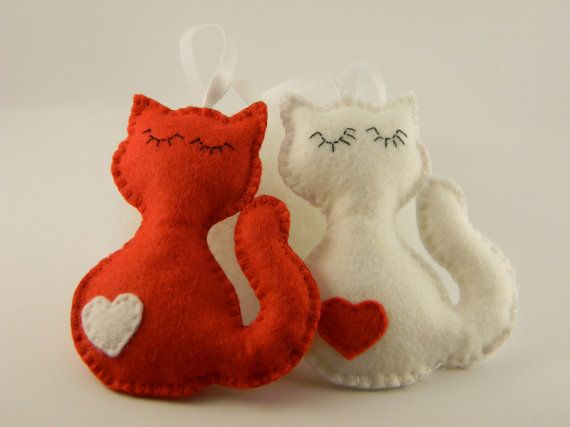 valentines day cat toys
