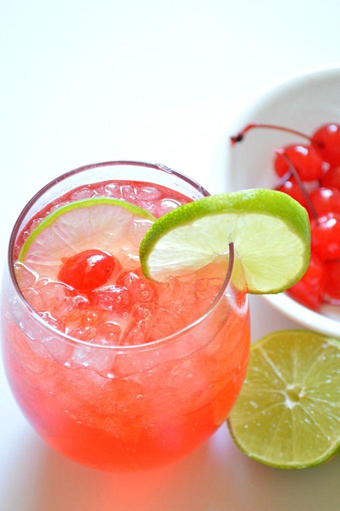 Cherry Limeade. | Food & Drink | Pinterest