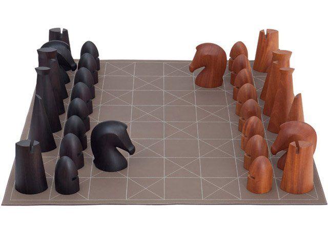 Fancy Hermes Chess Set Spectacular Pinterest