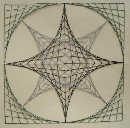 Easy+String+Art Easy String Art Patterns | Uniques Web Blog Images