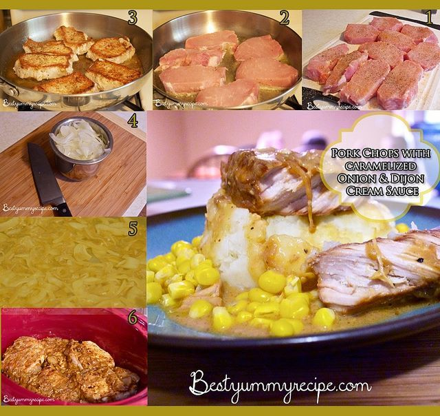 ... sauce pork chops with dijon white wine sauce pork chops with dijon