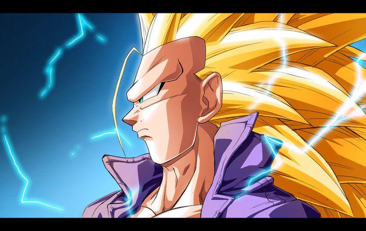 Super Saiyan 3 Future Trunks by *moxie2D | Dragonball ...