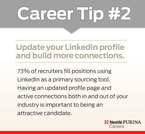 Linked in resume tips
