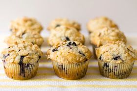 Best blueberry almond muffin recipe although if you prefer, you can ...