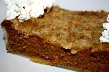 bourbon pumpkin tart | BAKING YUMMY STUFF | Pinterest