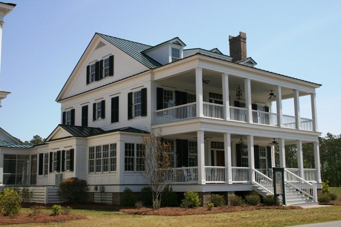 Park model front porches joy studio design gallery for Charleston home plans