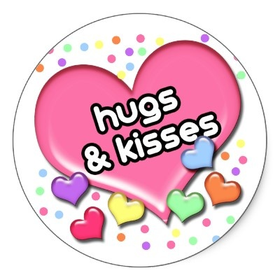 candy kiss valentine ideas