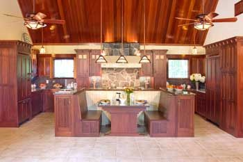 Booth Island Combo Dream Home Pinterest