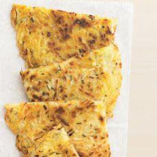 Potato-Chive Pancake II Recipe | Breakfast | Pinterest