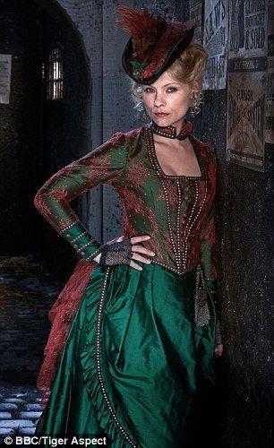 Victorian Dress - Ripper Street